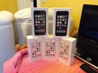 Новый Apple iPhone 5S 64GB/Samsung Galaxy s5 / Apple Macbook / Apple iMac